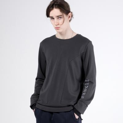 [벤크] 퍼포먼스 슬리브 티셔츠 그레이
