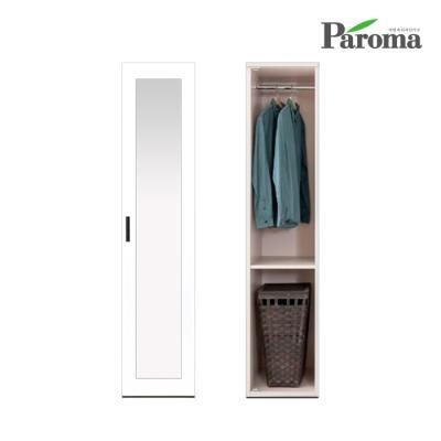파로마 롤리 400 2단 선반형 옷장+전신거울 CC05