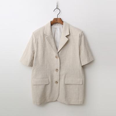 Linen Alice Jacket