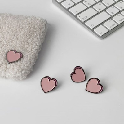 heart 뱃지