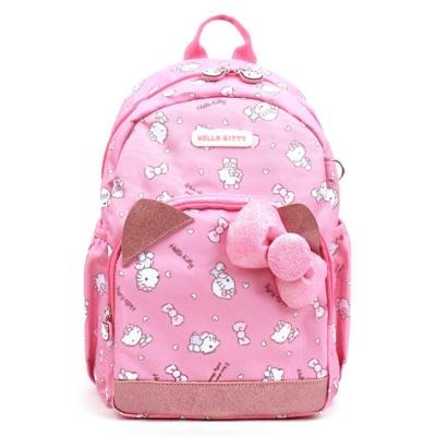 헬로키티 큐티 소풍배낭 캐릭터 학생 아동백팩 책가방