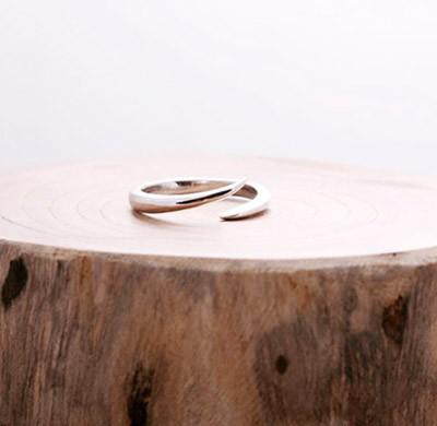 Tornado Silver Ring