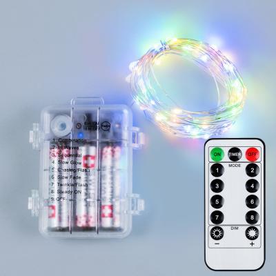 어반 LED 와이어전구 방수형 실버선 컬러