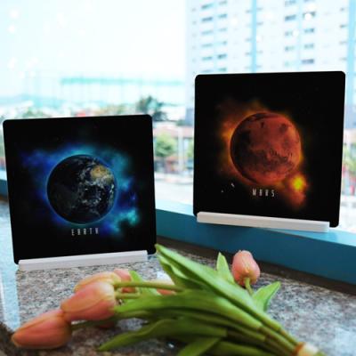 il143-스탠드액자2P_태양계행성들2(지구,화성)