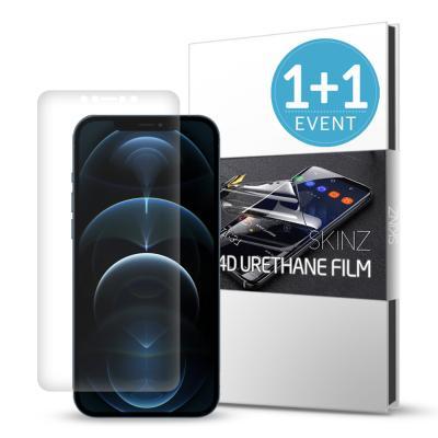스킨즈 아이폰12프로맥스 우레탄 풀커버 액정필름 2매