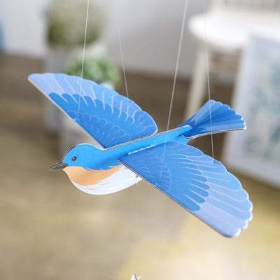 [버드힐링모빌 시즌2] 날갯짓하는 새모빌 파랑새