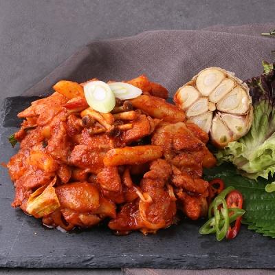 [허닭] 비장의 닭갈비 매운맛 (1~2인분) 1+1