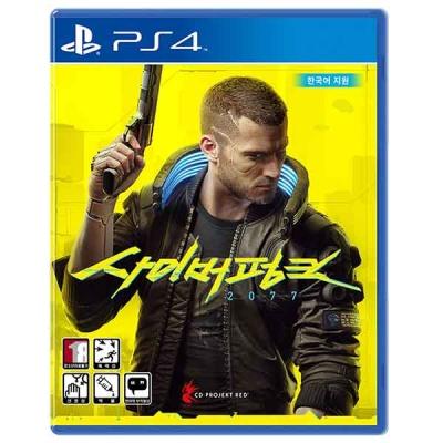 PS4 사이버펑크 2077 한글 스탠다드에디션 일반판
