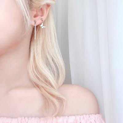 (기쁨의 발견) 나빌레라 나비 귀걸이/피어싱/귀찌