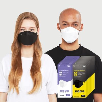 에이퓨리유어프리 식약처인증 KF94 100매