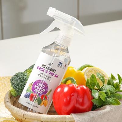 미라클워터 디톡스 과일야채 세척제