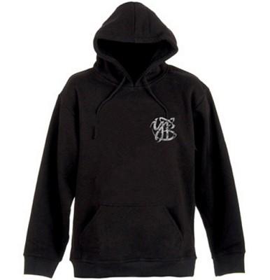 YB 공식 후드티셔츠 Black  남녀공용 사이즈