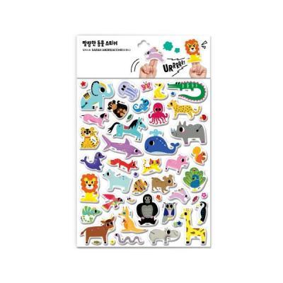 [삼성출판사] 말랑한 동물 스티커