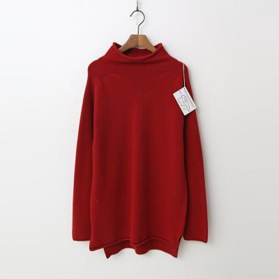 Laine Cashmere N Wool Nunu Turtleneck Sweater