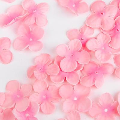 꽃길만 걷자 핑크 꽃잎