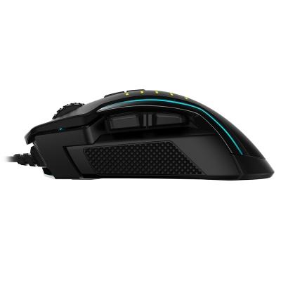 커세어 게이밍 마우스 GLAIVE RGB PRO 블랙