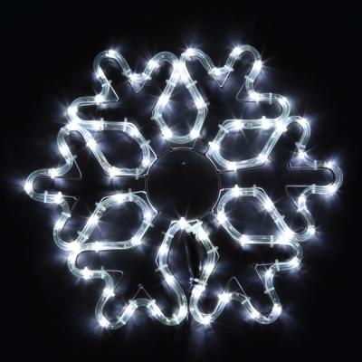 LED 논네온 눈꽃전구(40cm) (점멸無)