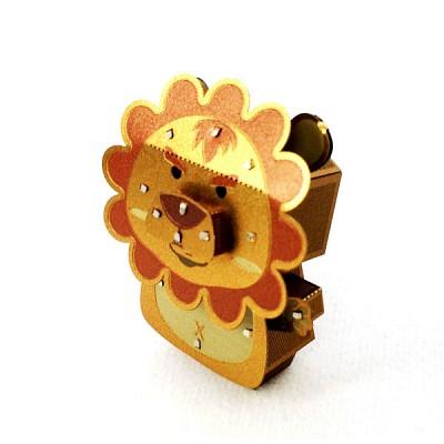[이노메탈퍼즐] 사자 금속조립키트 (MIK000560)메탈웍스