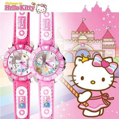 [Hello Kitty] 헬로키티 HK-011 시리즈 아동용시계 [본사정품]