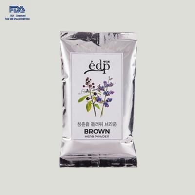에디쁘 천연100% 고품질 허브_브라운 천연염색