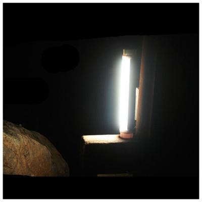 아이클리어 LED 캠랜턴 충전용 캠핑 등산 S03688