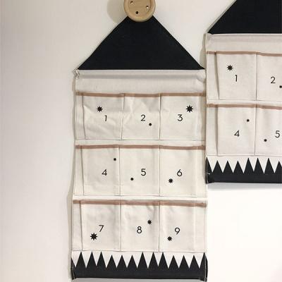 [무료배송]벽걸이 수납포켓 영수증 보관함
