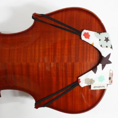 바이올린 핸드메이드 턱받침 커버 V-모델 No16