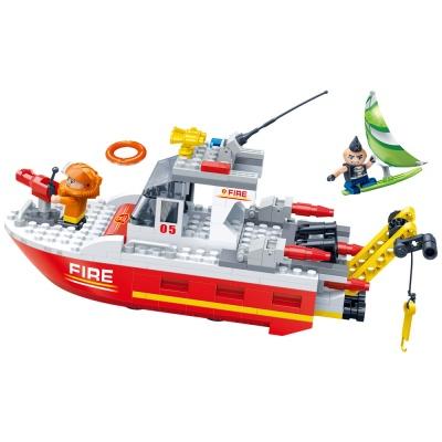 [3D퍼즐마을][반바오] BO7122 해양 구조대