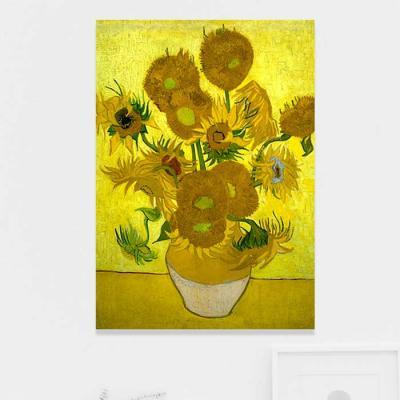 주문제작 액자 고흐 Sunflowers1889 594x841x30mm