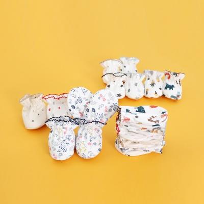 [조아뜨] 신생아 순면 손발싸개 18종