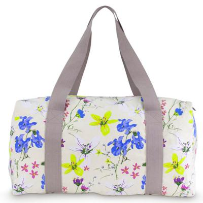 [ALL FOR COLOR]re Duffle 대형 사각 보스턴백(시그너처)-Heritage Floral