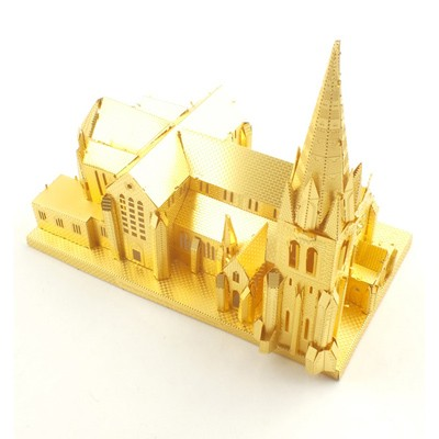 3D골드메탈 Christchurch Cathedral성당(MCW651046GO)