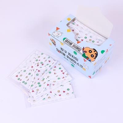 짱구 어린이 유아 일회용 소형 마스크 1box 대용량