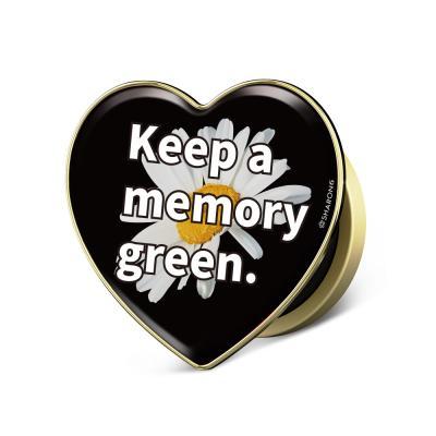 샤론6 하트 그립톡 메모리