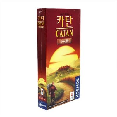 [코리아보드게임즈] 카탄의 개척자 5-6인용 확장