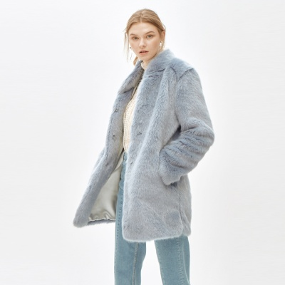 SOPHIE mellisha coat_blue