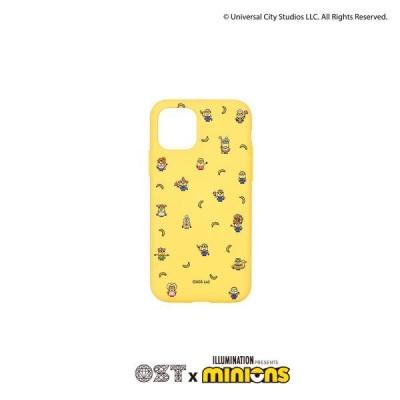 [미니언즈XOST] 미니 젤리 핸드폰케이스(아이폰11)