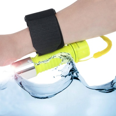 LED 암밴드형 방수 후레쉬