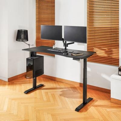 루나랩 듀얼모터 전동 높이조절 책상 1200 (택배발송)