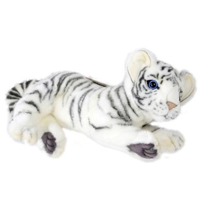 5337번 백호 Tiger White/13*26cm