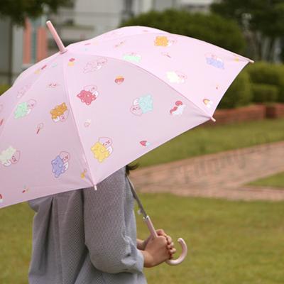 카카오프렌즈 스윗어피치 장우산