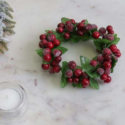 열매 트리 리스(크리스마스 장식/소품)