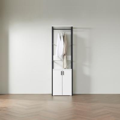 블린 드레스룸 600 수납형 옷장