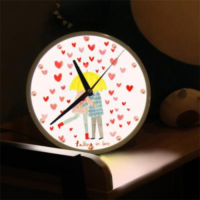 nf241-LED시계액자25R_달콤한우리