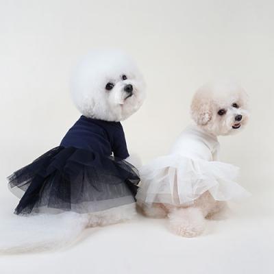 강아지원피스 퓨어튜튜원피스