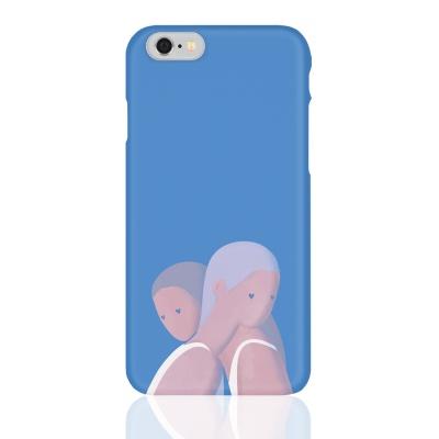 폰케이스 / blue mood