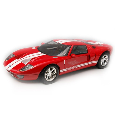 [모터맥스] 1:12 FORD GT CONCEPT(COLOR - RED and WHITE)