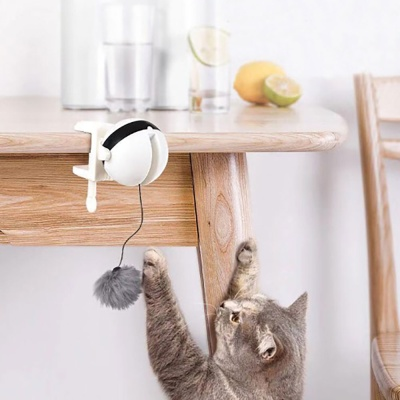 고양이장난감 고양이행동유발장난감 자동 캣요요볼