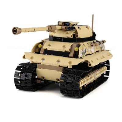 블럭 테크닉 스마트 아머 탱크 블럭RC CBT740118