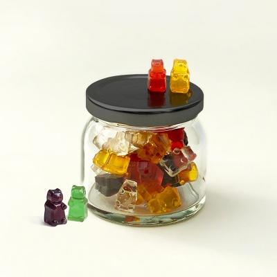 수제간식 곰돌이 젤리 만들기 DIY 노오븐 홈베이킹